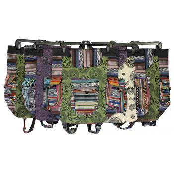 Cotton Backpack (KIB-1744)
