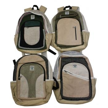 Hemp Backpack (KIB-1745)