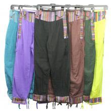 Cotton  Money-belt Pant