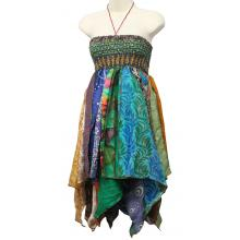 Recycle Silk  New Avinash Dress