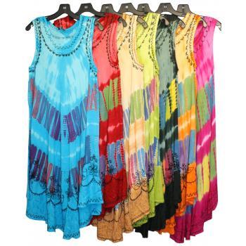 Rayon Umbrell Dress (R-31)
