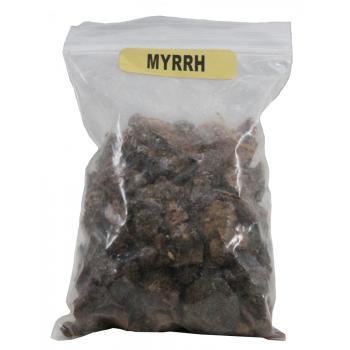 Resin Incense (Myrrh)