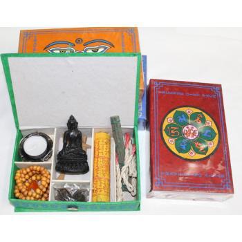 Incense (Tibetan Altar Incense Gift Box )