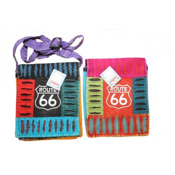 Cotton Route 66 PP Bag