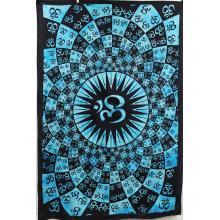 Tapestry (Om Mandala)