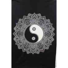Tapestry (Yin -Yang Mandala)