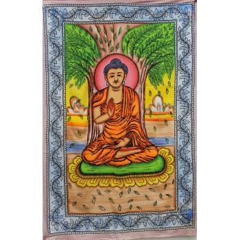 Tapestry (Buddha)