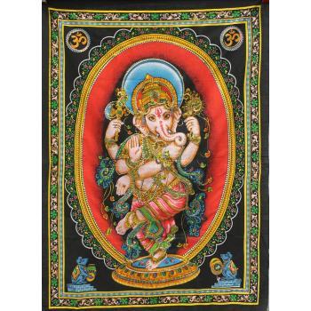 Wall Hanging (Dancing Ganesh)