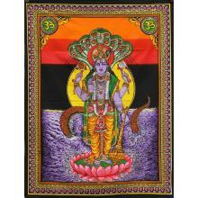 Wall Hanging (Vishnu)