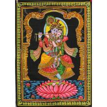 Wall Hanging (Radha Krishna)