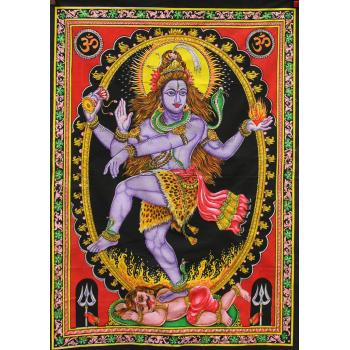 Wall Hanging (Dancing Shiva)